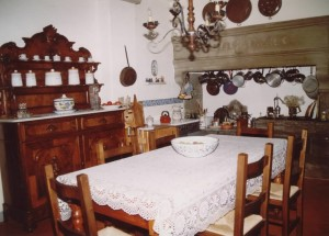 Villa Zingale Kitchen