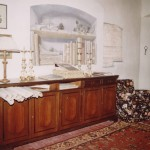 Villa Zingale Archives Room